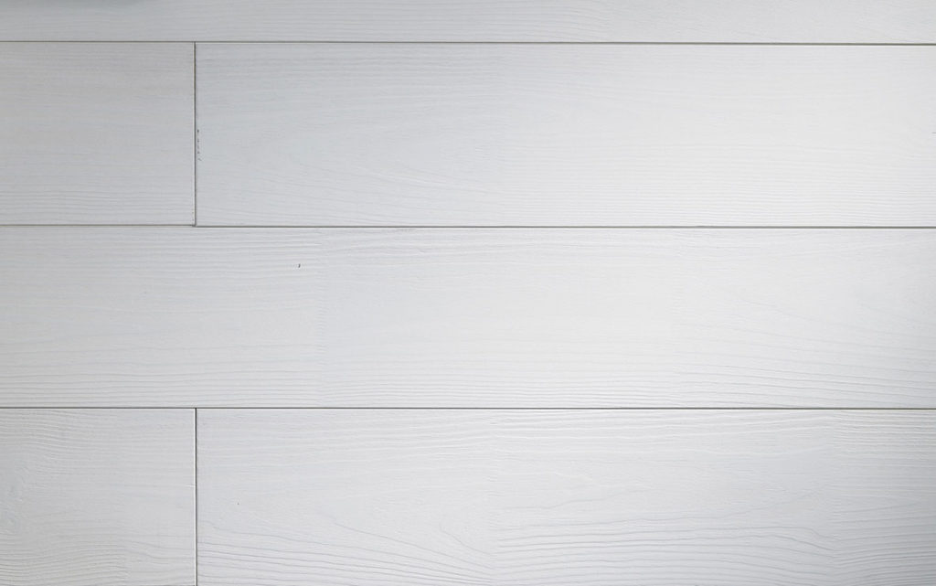 Lambris pin Brosse Blanc 2500x135x20